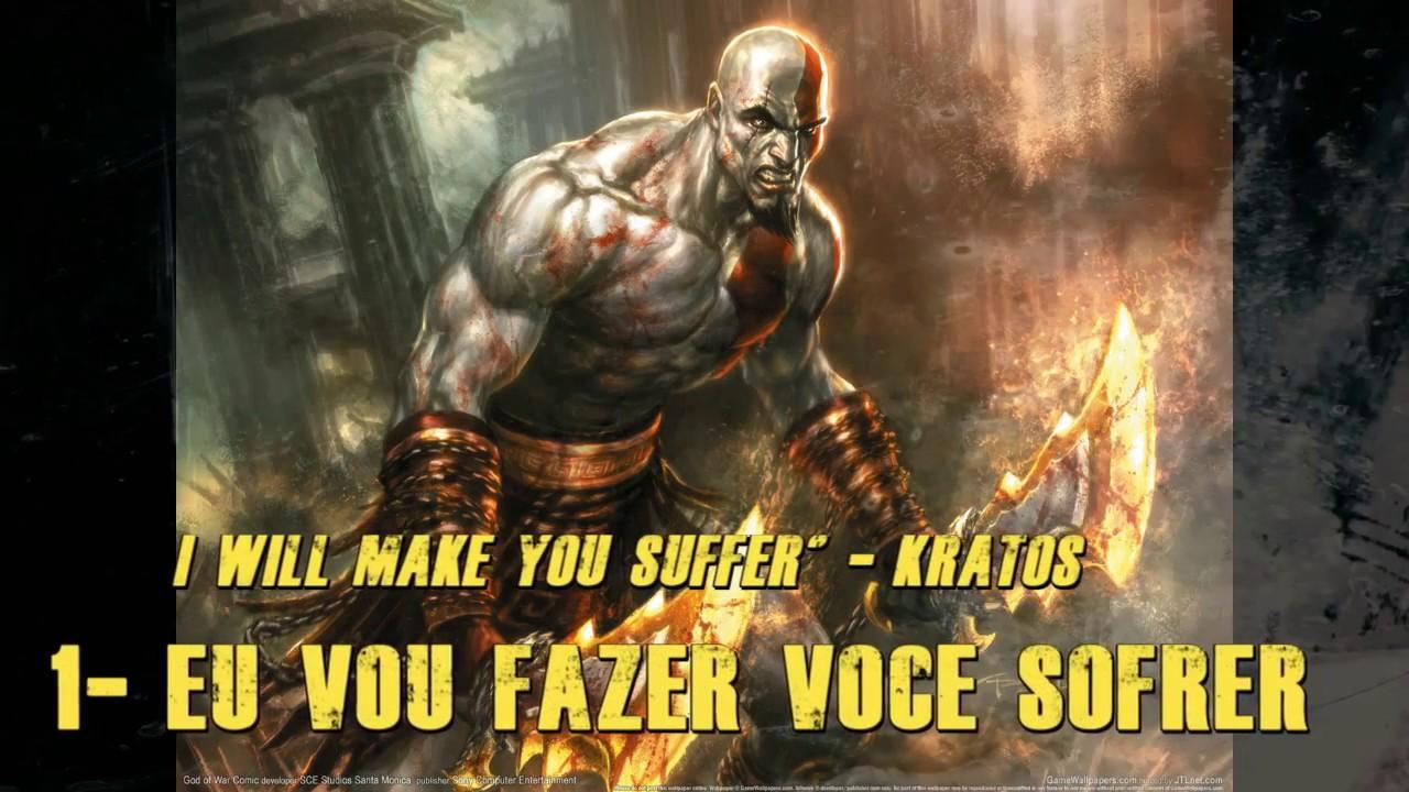 Frases De Kratos God Of War1