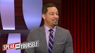 Chris Broussard on Spurs' players-only meeting, Cavs' comeback win | SPEAK FOR YOURSELF