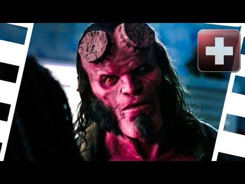 Play Kino+ #248   Hellboy - Call of Darkness, Border, Nolan, Tipps zum Fantasy Filmfest, Genrenale