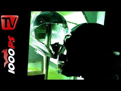 Helmproduktion bei Nolan und X-Lite in Italien Foto