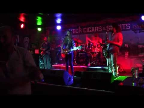 Heather Gillis Band At Ybor Cigar Bar