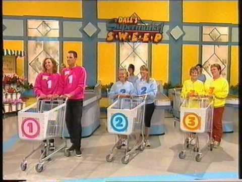 Dales Supermarket Sweep 1999 - YouTube