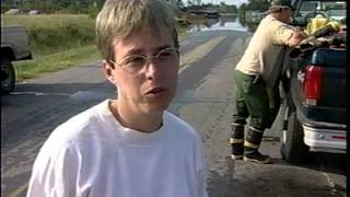 Flood of the Century WCNT 9 Hurricane Floyd - 9/16/99
