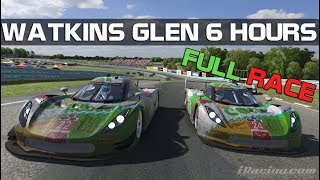 iRacing - 6 Hours of Watkins Glen With Hodger | FULL RACE |
