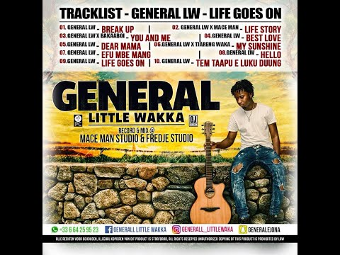 General Little Waka - efu mbe mang (Audio)