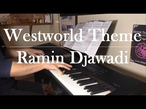 Westworld Opening Theme (Piano Cover & Sheet)