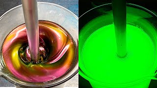 MIXING Glow in the Dark & Colored Pearls | Does it Work?