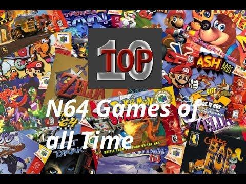 Best Nintendo 64 Video Games of All Time - Metacritic