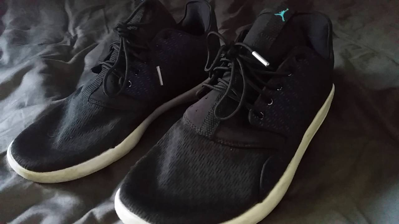 jordan eclipse leather review