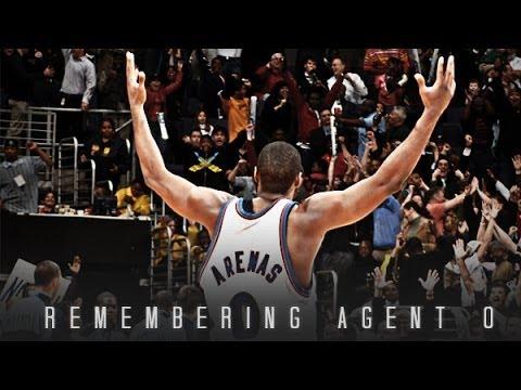 [DKTV] Gilbert Arenas: Remembering Agent 0