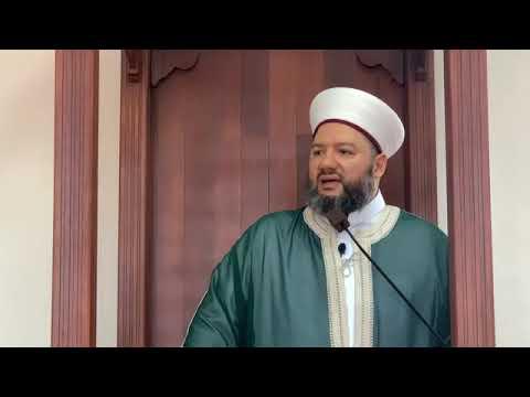 خطبة الجمعة من مسجد السلام في سيدني | صفات الله الثلاث عشرة | 19-02-2021