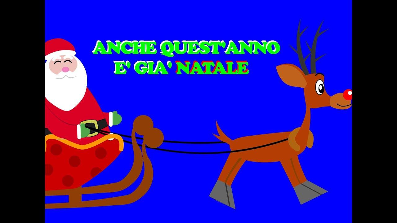 Anche Quest Anno E Gia Natale.Bebe Anche Quest Anno E Gia Natale Youtube