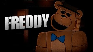 FREDDY Y WITHERED FREDDY- LA PIZZER-A DE FIVE NIGHTS AT FREDDY'S (Roblox) iTownGamePlay (en)