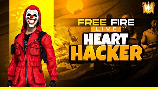 Free Fire Live from Uganda New Event Unbox, Ajjubhai The Heart Hacker - Garena Free Fire