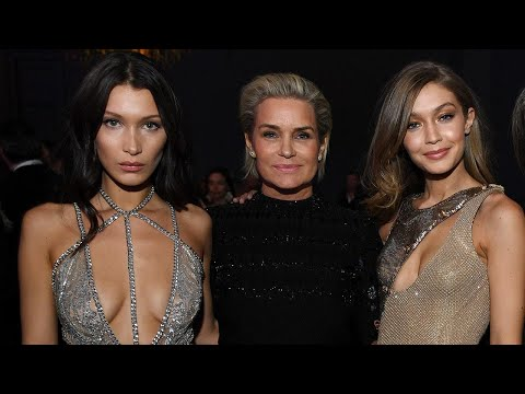 Yolanda Hadid Rocks Same Bikini as Daughter Bella