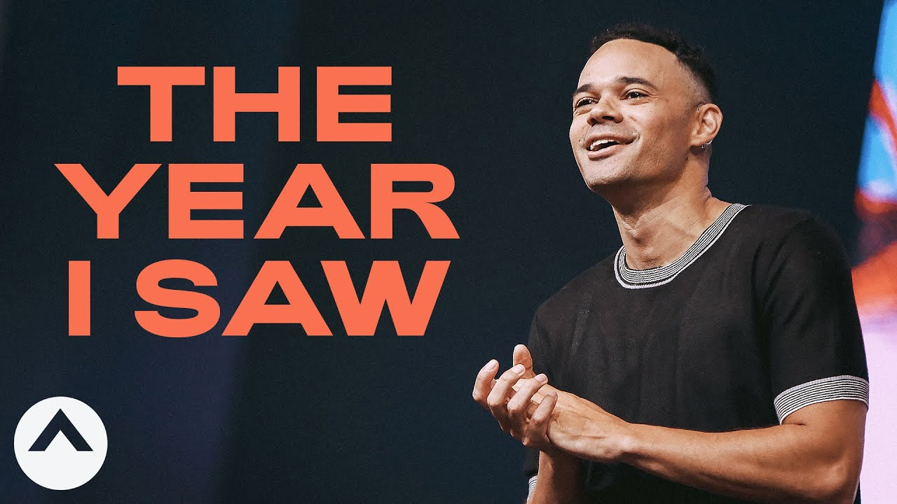 The Year I Saw | Tauren Wells | Elevation Church