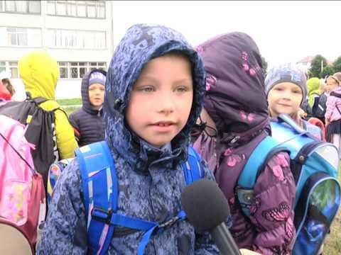 Учебная эвакуация в школе №2