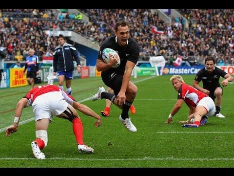 RWC 2011New Zealand vs Canada