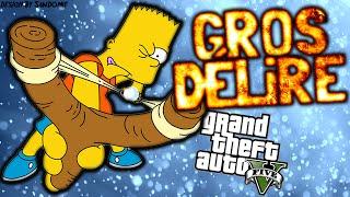 PS4: GTA V ONLINE |  Gros délires sous la neige avec les abonnés