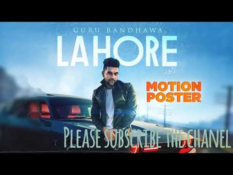 Guru Randhawa: Lahore Full Audio Song MP3 Bhushan Kumar | Vee | DirectorGifty