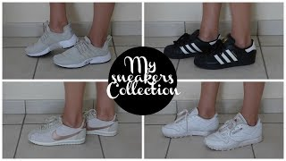 ♡ ALL MY SNEAKERS / 2017