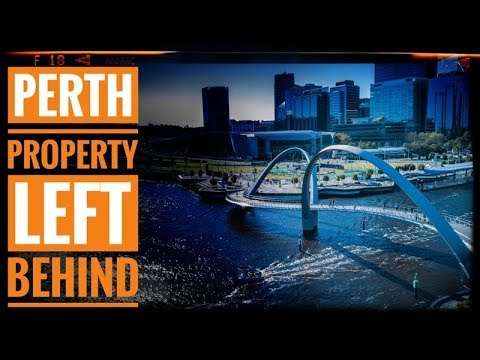 Perth Property Left Behind
