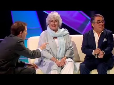 Anne and Ronnie Corbett interview - Keith Barret - BBC