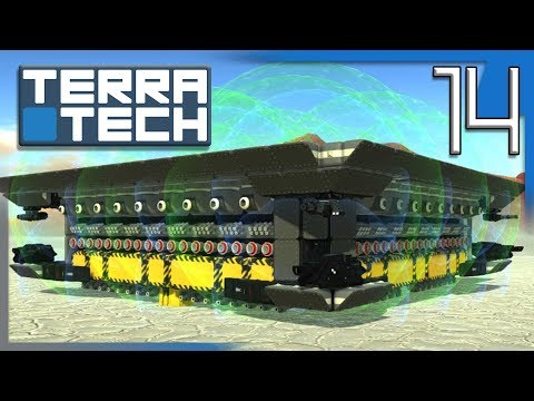 BUILDING A BASE ENERGY CORE TEMPLATE! | TerraTech Campaign Gameplay E14