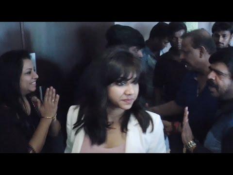 Kavan Team At AGS Cinemas   Vijay Sethupathi, T Rajhendherr, Madonna Sebastian