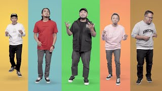 Rocket Rockers Reunion - Reuni (Acapella Version) Official Music Video