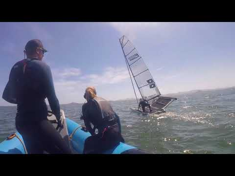 Learn to Fly - Dinghy Foiling