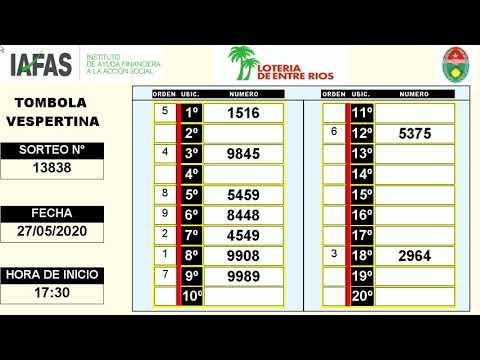 Vespertina 27- 05 -2020