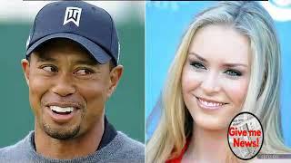 Filtran fotos íntimas de Tiger Woods y  Lindsey Vonn!
