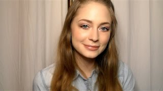 Нежный / нейтральный макияж: видео-урок