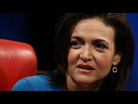 Sheryl Sandberg on Facebook IPO, One Year In - D11 Conference