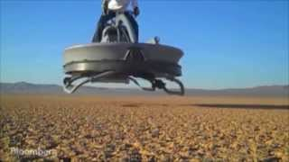 This Futuristic Hoverbike Lets You Fly Like a Jedi