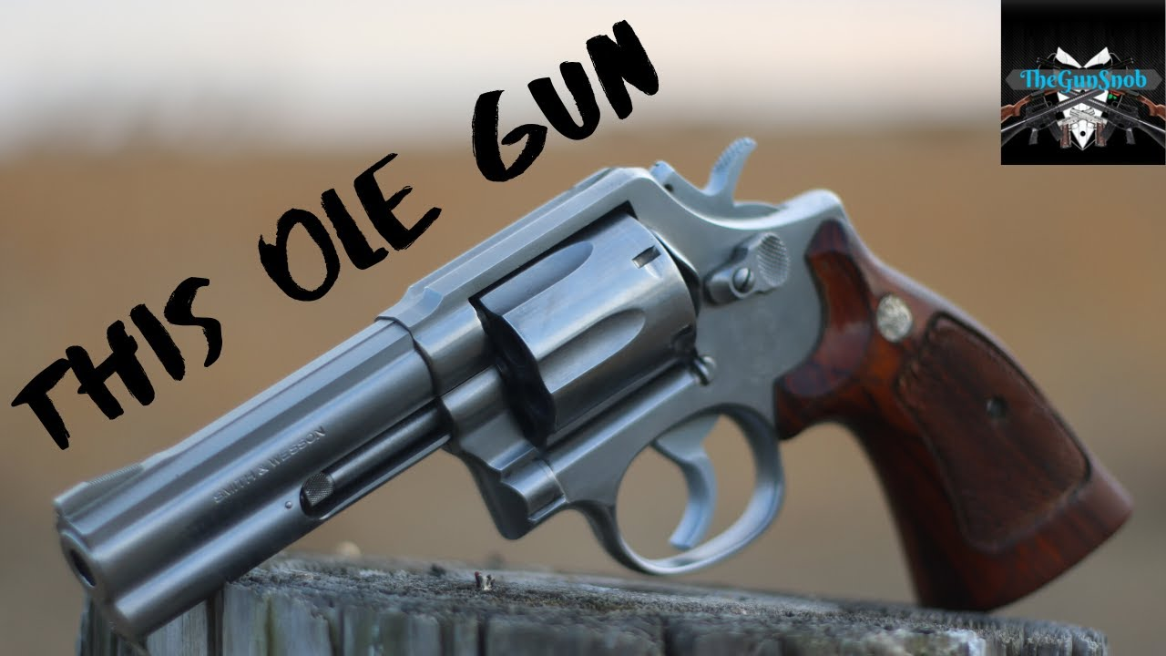 This Ole Gun Episode 01: Smith and Wesson Model 681