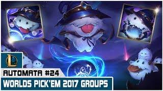 World's Pick Em Group Stage (2017)