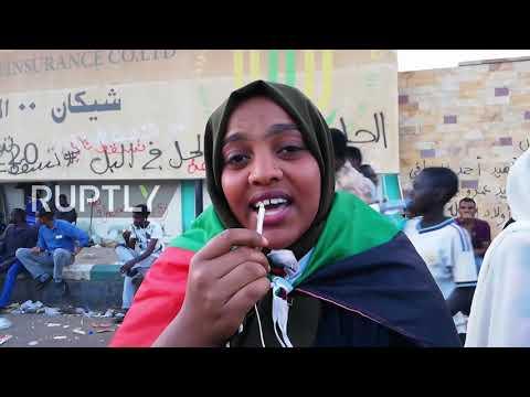 Sudan: Khartoum protest favours civilian-led govt. over military council
