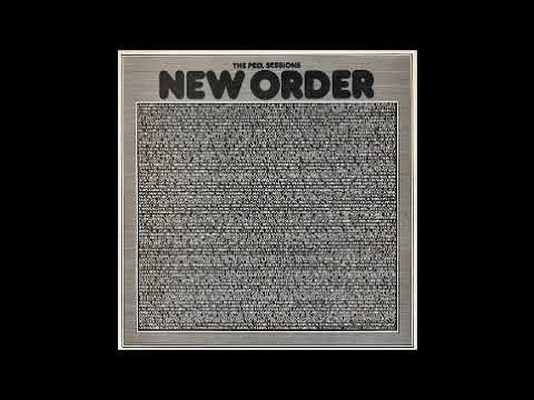 New Order - The Peel Sessions 2nd