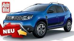 Dacia Duster (2020): Neuvorstellung - SUV - Sonderausstattung - Infos