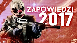Jakie gry zostaną zapowiedziane w 2017 roku?