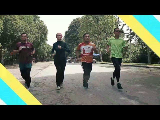 Teaser 2 : Virtual Run & Ride 55 Tahun PSSCM