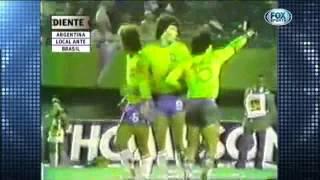 Argentina 2 Brasil 2 - Copa America 1979