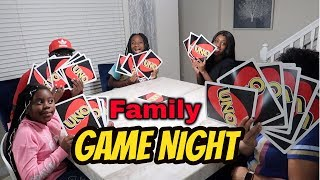 Giant Uno Cards | Family Game Night | Family Matters