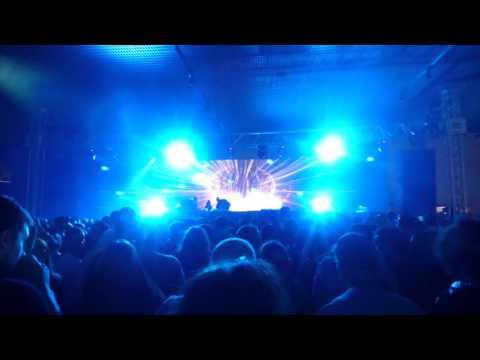 Matador live @ Wake Up Electronic Parties NYD (Santiago de Compostela, Spain)