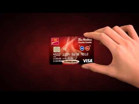 Introducing CIBC Tim Hortons® Double Double Visa* Card