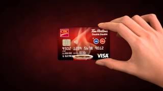 Introducing CIBC Tim Hortons® Double Double Visa* Card Thumbnail