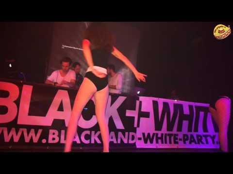 Black & White Party Steinen