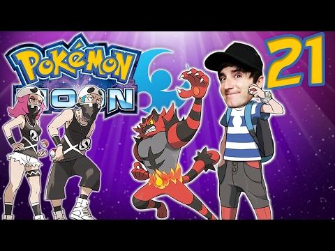 MALDITO TEAM SKULL! E21 Pokemon Moon - [LuzuGames]